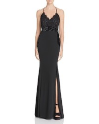 Velvet lace gown 100 medium 1041379