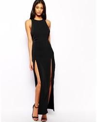 Aq/Aq Aq Aq Lexi Maxi Dress With Double Thigh Split