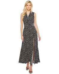 MICHAEL Michael Kors Michl Michl Kors Mini Finy Slit Maxi Dress Dress