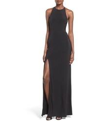 Missguided Side Split Maxi Dress
