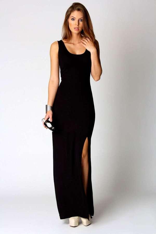 Scoop Front Dresses