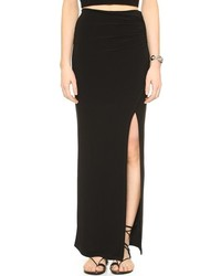 Alice + Olivia Air By High Slit Maxi Skirt