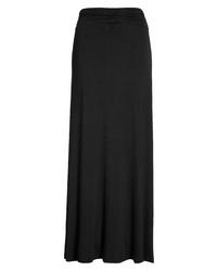 8f7db685a6 Black Slit Maxi Skirts for Women | Women's Fashion | Lookastic.com