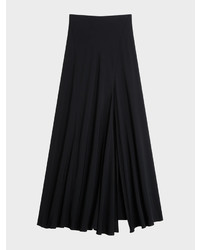 DKNY Side Slit Maxi Skirt