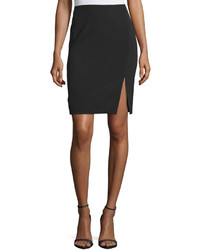 MICHAEL Michael Kors Michl Michl Kors Pencil Skirt W Slit Black