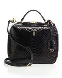 MARK CROSS Laura Python Camera Bag