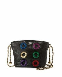 Marc Jacobs The Six Python Grommet Crossbody Bag