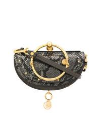 Chloé Nile Minaudire Mini Bag