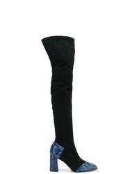 Ssheena Over Knee Heeled Boots