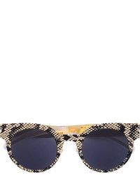 Black Snake Sunglasses