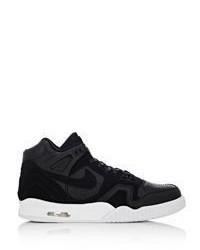 Nike Air Tech Challenge Ii Laser Sneakers Black Blue