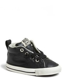 Converse Infant Boys Chuck Taylor All Star Ct As Street Leather Slip On Sneaker