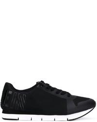 Calvin Klein Heel Logo Lace Up Sneakers