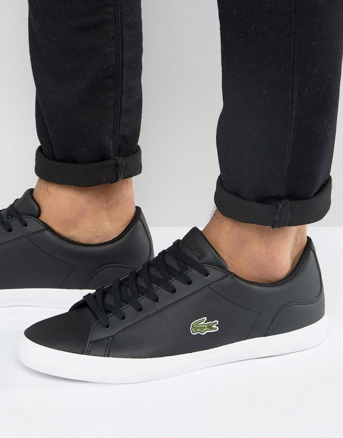 lacoste lerond sneakers - 54% OFF