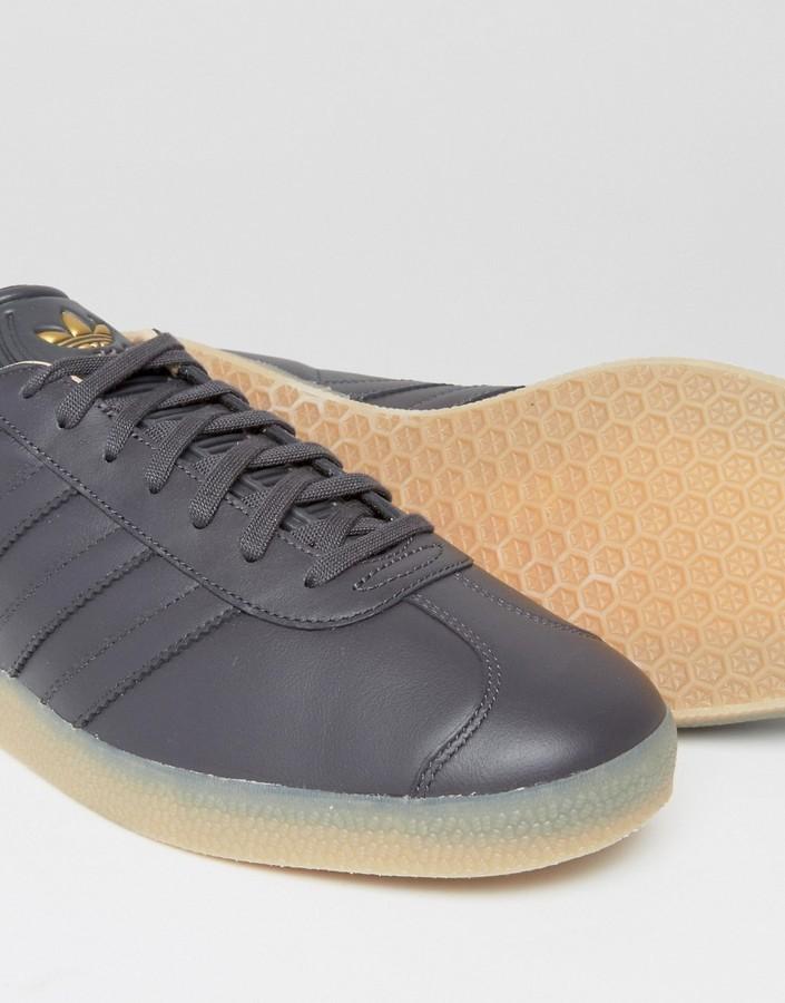 Originals Gazelle Sneakers In Black Bb5504