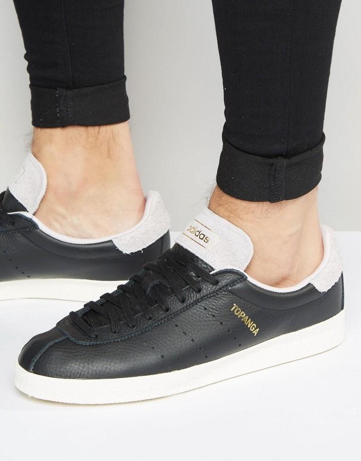 adidas Originals Topanga Clean Sneakers