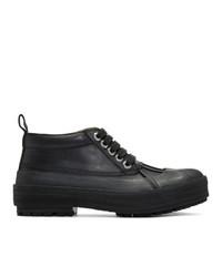 Jacquemus Black Les Meuniers Boots