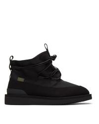 Aimé Leon Dore Black Suicoke Edition Hobbs Boots