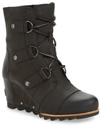 Joan of arctic waterproof wedge boot medium 1248530