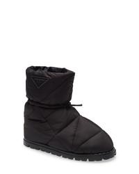 Prada Piuma Drawcord Snow Boot