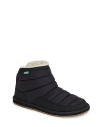 Sanuk Puff Chill Weather Boot
