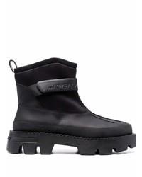 Misbhv Ridged Sole Boots