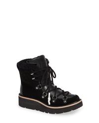 Rag & Bone Skyler Genuine Shearling Lined Boot