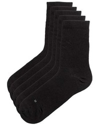 H&M 5 Pack Sports Socks