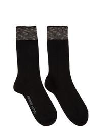 Giorgio Armani Basic Socks