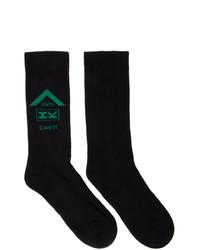 Han Kjobenhavn Black 25x70 Socks