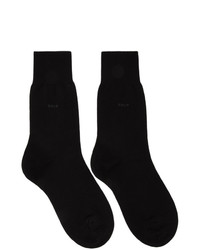 CDLP Black Bamboo Socks