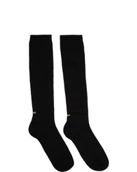 Christian Dada Black Dreamer Socks