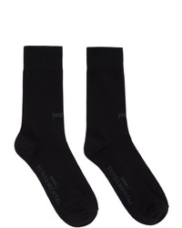 Juun.J Black Fundatal Socks