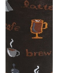 Hot Sox Coffee Socks