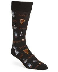 Hot Sox Coffee Socks