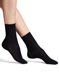 Falke Cotton Touch Socks Black
