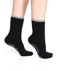 Falke Cuddle Pad Socks Black