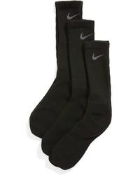 Nike Dri Fit 3 Pack Crew Socks