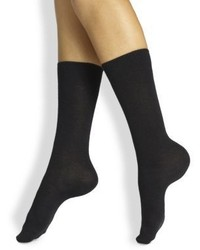 Ilux Nu Novola Bread Butter Cashmere Ankle Socks