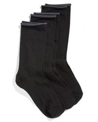 Hue Jeans 3 Pack Crew Socks