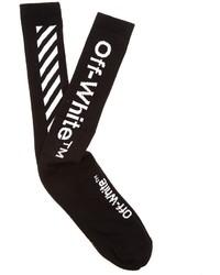 Off-White Logo Jacquard Socks