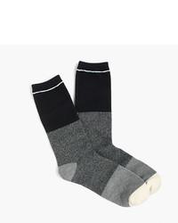J.Crew Marled Tonal Trouser Socks