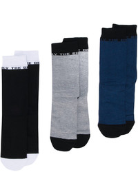 Diesel Only The Brave 3 Pack Socks