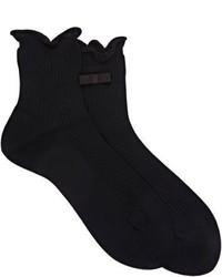 Antipast Ribbed Socks Black