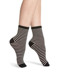 Richer Poorer Skimmer Stripe Socks