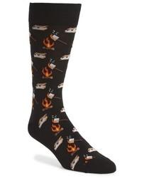 Hot Sox Smores Socks