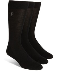 Polo Ralph Lauren Solid Socks