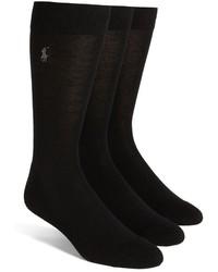 Polo Ralph Lauren Solid Socks