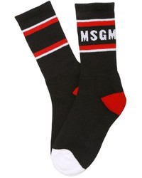 MSGM Stretch Cotton Socks