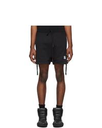 11 By Boris Bidjan Saberi Black Label Shorts
